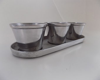 Made in Mexico flower pot set