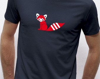RED PANDA T-Shirt Boys