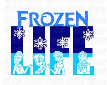 Frozen SVG, Elsa svg, Olaf svg, frozen olaf svg, Frozen clipart, svg files for silhouette, svg files for cricut, olaf clipart, frozen elsa