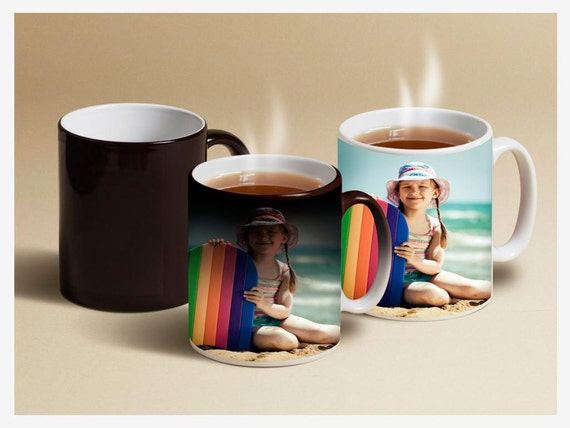 Magic Photo Mug - Personalized Gifts Kids Want