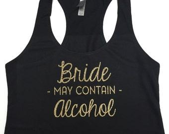 Bachelorette Mrs Wifey Bride Bridal Party Tanks