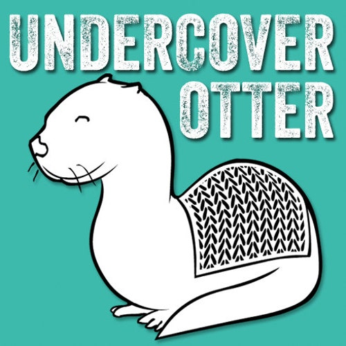 Image result for undercover otter yarn
