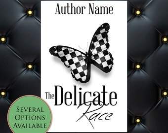 The Delicate Race Pre-Made eBook Cover * Kindle * Ereader Cover