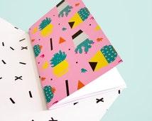 Cactus Keeper Notebook