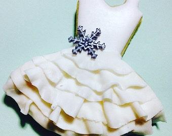 Princess Tutu Customizable Cookies