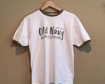 Vintage Old Navy T-Shirt Size XS