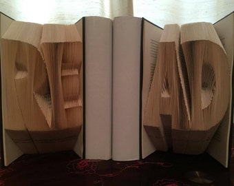READ - Book Ends Book Folding Patterns