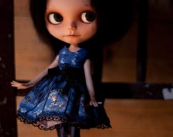 unicorns lolita Blythe set