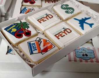 Corporate Cookie Gift Box