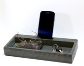 Docking Station,charging station,iPhone Stand,father gift,gift for him,men,mens,For Dad, Birthday Gift,father, wedding gift,graduation