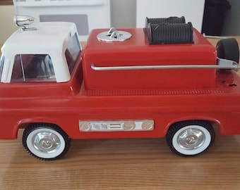 Nylint Toy Fire Truck #8100