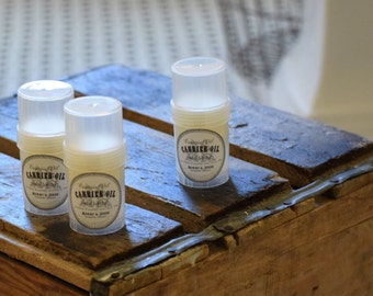 three [3] carrier oils shea butter .75oz | dilutes essential oils | organic | all-natural