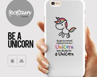 Unicorn Phone Case, iPhone 7, 6 case, 6s, S6, S7 case, 5s case, Samsung Galaxy S6 case,5c, cute kawaii unicorn gift UK,horse cartoon present