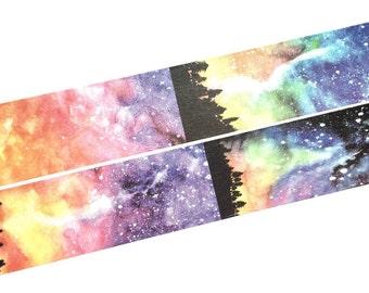 Colorful sky washi tape (T00359)