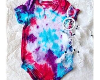 Tie Dye Baby Vest 9-18months