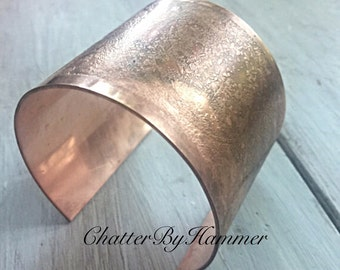 Personalized Copper Bracelet, Copper Cuff, Customized Jewelry, Unique Gift for Her, handmade bracelet, Boho Bracelet, Boho Cuff, Boho Copper