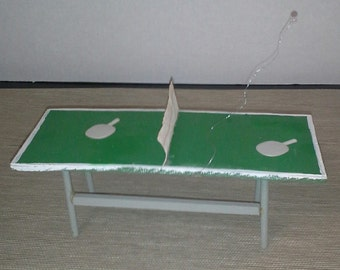 Miniature Table Tennis