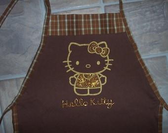 Kid Sized Hello Kitty Apron