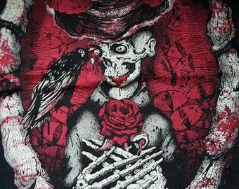 Tortured soul pillow