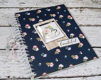 Bloom Smash book/ Junk Journal
