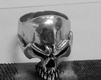 Skull Ring Size 8.5