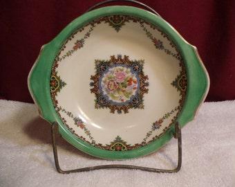Beautiful Early Century Noritake Discontinued Pattern Salad Bowl