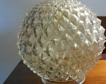 Vintage light globe