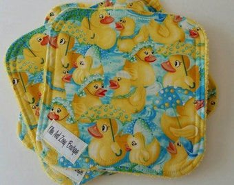 Baby wash cloths - baby wipes - baby wash cloth set-baby essential -ready to ship