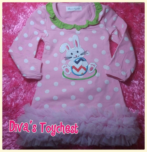 Toddler Girls' Cotton Long Sleeve Polka Dot Casual Lined Purple Pocket Dress