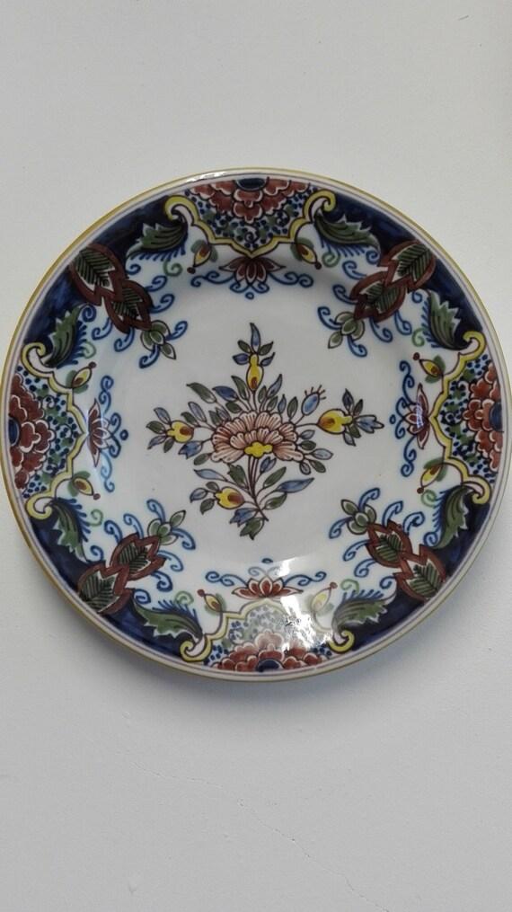 Makkum Wall plate