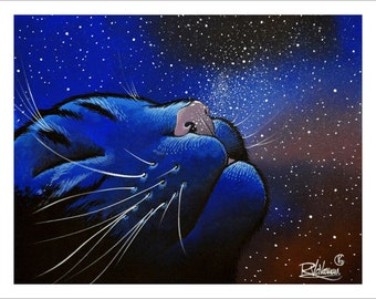 Smelling the stars