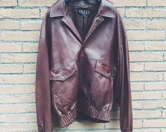 Vintage gucci jacket
