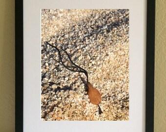 Sand. Printable Wall Art, Digital Print from my original photo.