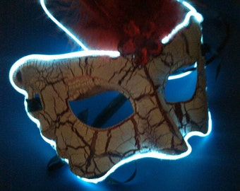 Light up Masquerade Mask
