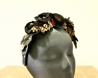 Black & Gold, headband for guest