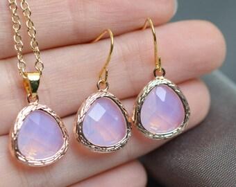 Geometric Delicate Jewelry Set - 20 styles