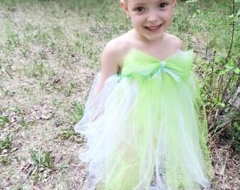 Tinkerbell Inspired Dress