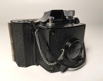 Hoei Ebony 35 Bakelite Camera Rare Vintage 1950s