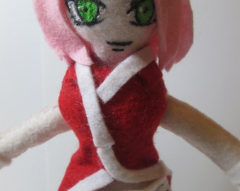 Sakura Art Plush