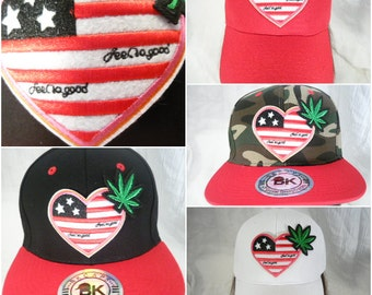 Legalize Today Baseball Caps