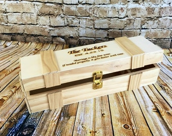 Wine Box For Couple