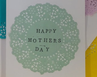 Happy Mothers Day Card, Mum, Gran, Grandma Card