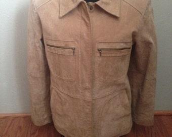 80's Suede Jacket