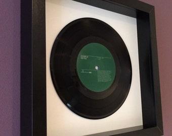 """Coldplay """"Fix You"""" - Framed Original Rare Vinyl Gift"""