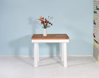 Kitchen table from reclaimed wood | Reuter
