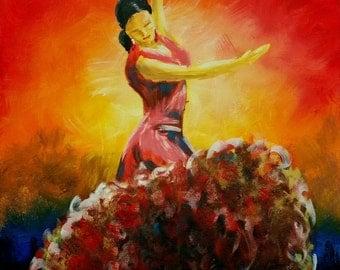 Vibrance through Dance