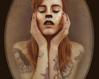 A5 / A4 / A3 Print - Deer Me