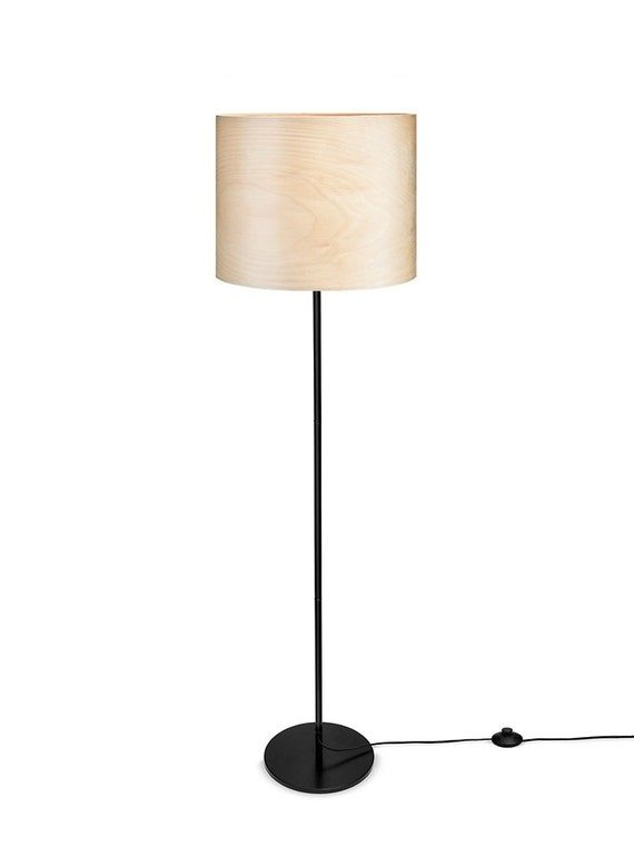 Stehlampe clipart  Floor Lamp Wood lamp Veneer Lamp Shade Lamps Scandinawian