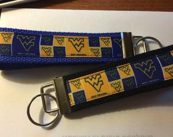 West Virginia Key Chain - KC41