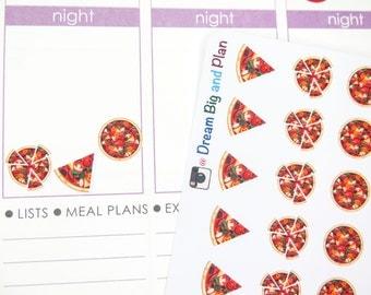 Pizza Planner Stickers! DBP78